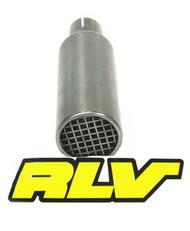 "RLV-4106 Muffler, Open Modified  1 5/16"""