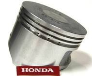 "DJ-2297 Honda Flat Top +.020"" Piston  GX200"