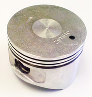 "DJ-2296 Honda Flat Top +.010"" Piston GX200"