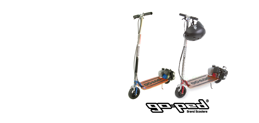 Electric Scooters, Gas Scooter, Kick Scooters Made in the