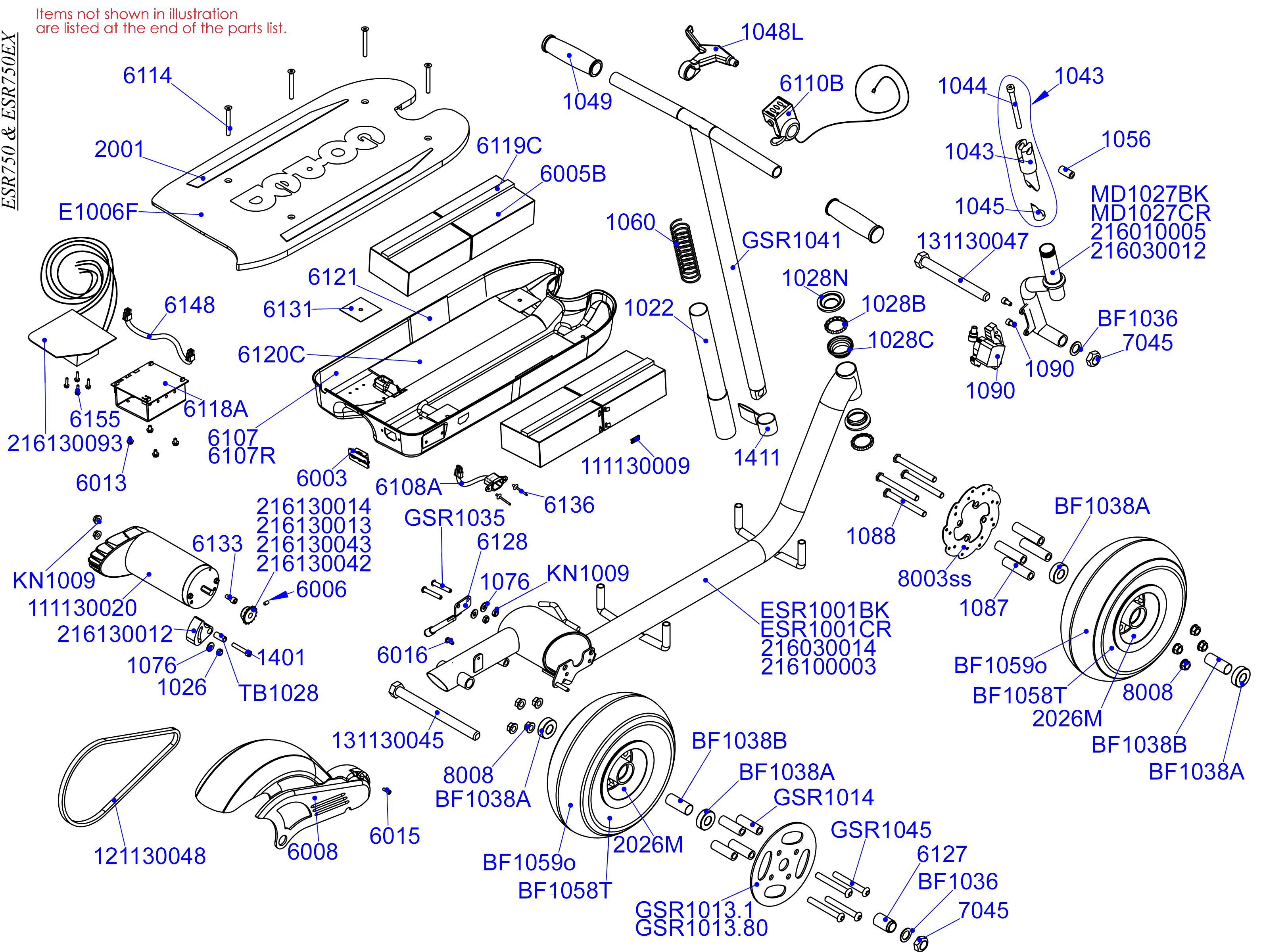 Go Ped Iped 8 Wiring Diagram 28 Images Mad Dog Newesr750t1433273469 Parts Electric Scooter Esr 750 Www Goped Com Bigfoot
