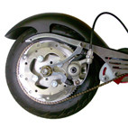 ESR750 Optional Rear Brake Kit