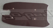 Deck Without Grip Tape (GSR46R, Cruiser) (Closeout) (GBF1006D)