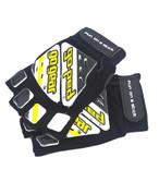 Gloves; Go-Gear 1/2 Finger, MED.