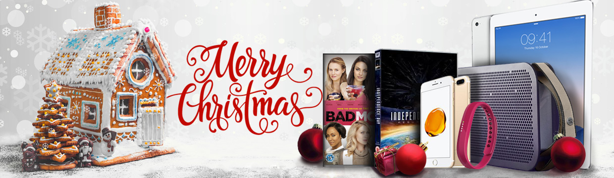 Merry Christmas from BargainShopUK