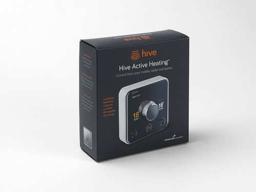 Hive Active Heating and Hot Water with Professional Installation, Works with Amazon Alexa - Front