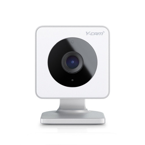Y-cam EVO Indoor HD Wi-Fi Security Camera - Front