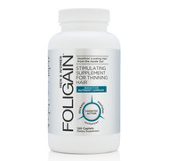 FOLIGAIN for Hair Loss 120 Caplets - Front Cover