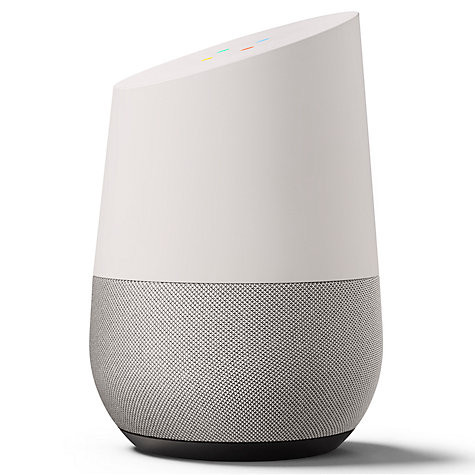 Voice Activated Wireless Speaker - Google Home