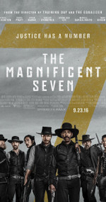 The Magnificent Seven [DVD] [2016]
