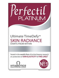Vitabiotics Perfectil Platinum - 60 Tablets - Front