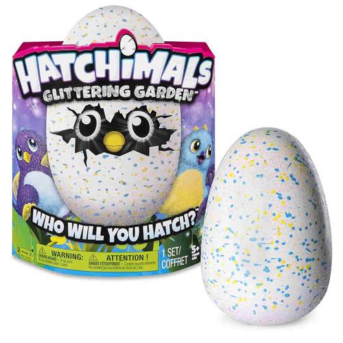 Hatchimals 6037417 Glittering Garden Draggle