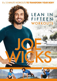 Joe Wicks - Lean in 15 - Workouts [DVD] [2017]