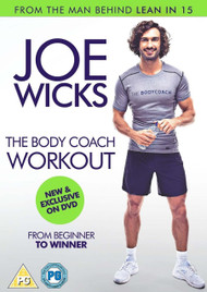 Joe Wicks - The Body Coach Workout [DVD] - Cover