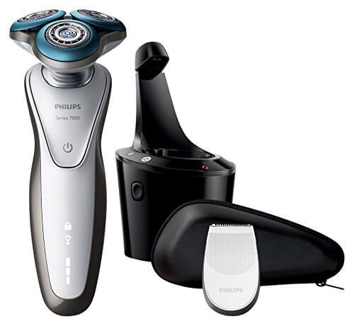 Philips Series 7000 Smooth Glide Sensitive Men's Electric Shaver