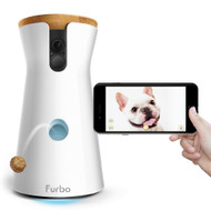 Furbo Dog Camera Full HD Wifi Pet Camera and 2-Way Audio