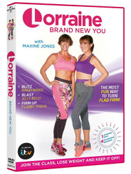Lorraine Kelly Brand New You 2016 (DVD)