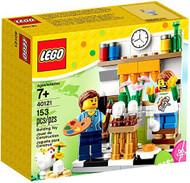 Lego Painting Easter Eggs - 40121
