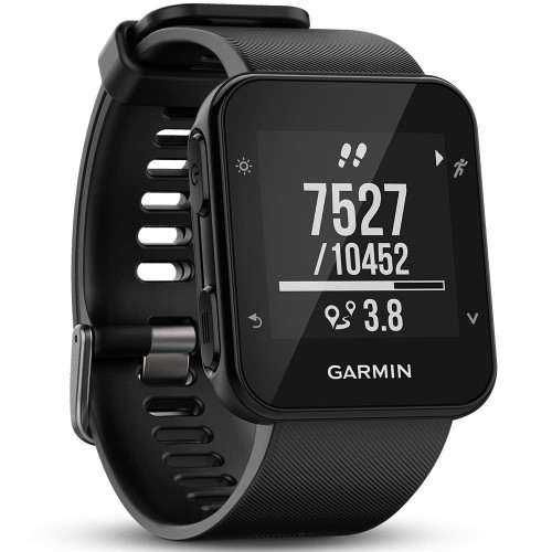 Garmin Forerunner 35 GPS Running Watch with Heart Rate Monitor - Black