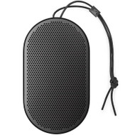 B&O PLAY by Bang & Olufsen Beoplay P2 Portable Bluetooth Speaker with Built-In Microphone Black