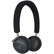 Libratone Q Adapt Wireless Bluetooth Noise Cancelling Headphones - Stormy Black