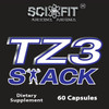 "TZ3 Stack (60 Capsules) ""Triple Action"""