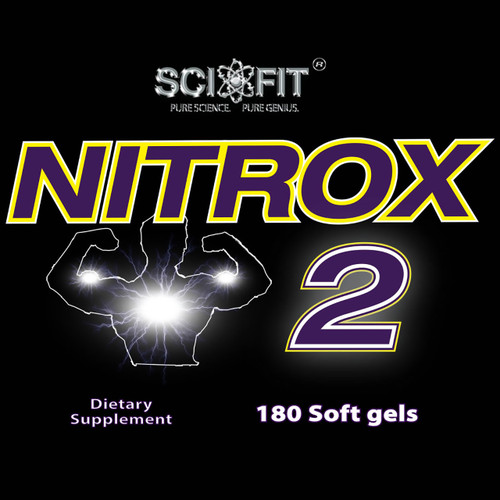 Nitrox II - 180 count Soft Gels
