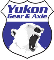 """Blank Yukon 1541H inner axle for Dana 30 and 44 with a length of 22.0"""" inches, not splined"""