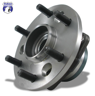 Yukon unit bearing for '98-'99 Dodge 1/2 ton front, left hand side, w/ABS.
