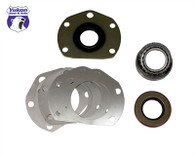 Axle bearing & seal kit for AMC Model 20 rear, OEM design