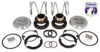 Yukon Hardcore Locking Hub set for Dana 30 & Dana 44, 30 spline