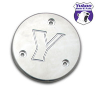 Drive Flange Cap for Dana 44, Yukon Engraved