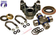 Yukon replacement trail repair kit for Dana 60 with 1310 size U/Joint and u-bolts