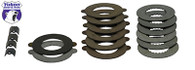 "Yukon Carbon Clutch kit with 14 Plates for 10.25"" and 10.5"" Ford posi, Eaton style."