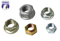"""Replacement pinion nut for Dana 44 JK, 44HD, 60, 70, 70U, 70HD & Nissan Titan rear. 1 5/16"""" nut, 7/8"""" x 14 thread."""