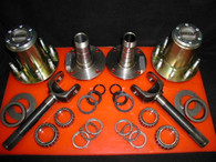 EMS Offroad Hub Conversion Kit for Dana 60 & AAM, 00-08 SRW Dodge