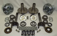 HC-09D-SRW - EMS Offroad Hub Conversion Kit for 2009 Dodge 2500/3500