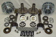 HC-10D-DRW - EMS Offroad Hub Conversion Kit for 2010-2011 Dodge 2500/3500, DRW
