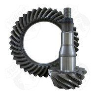 "High performance Yukon Ring & Pinion gear set for '10 & down Ford 9.75"" in a 3.55 ratio"