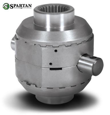 Spartan Locker for Dana Spicer 60 with 30 spline axles, includes heavy-duty cross pin shaft