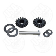 USA Standard Gear open spider gear set for Dana Spicer 44 JK non-Rubicon rear, 30 spline