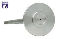 "Yukon semi-float blank axle shaft, 33.42"" long, w/c-clip"