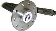 Yukon replacement left hand front axle assembly for Dana 44 (Jeep Rubicon) with 30 splines