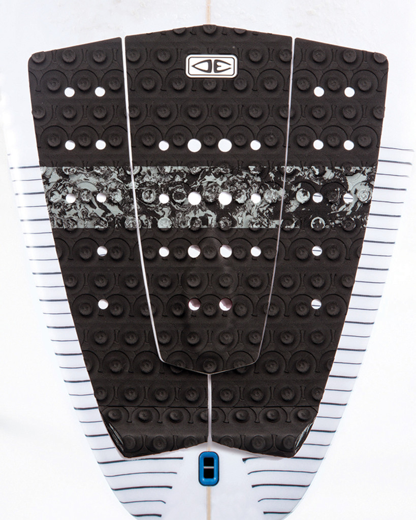 Extra length extends the traction area on your board.