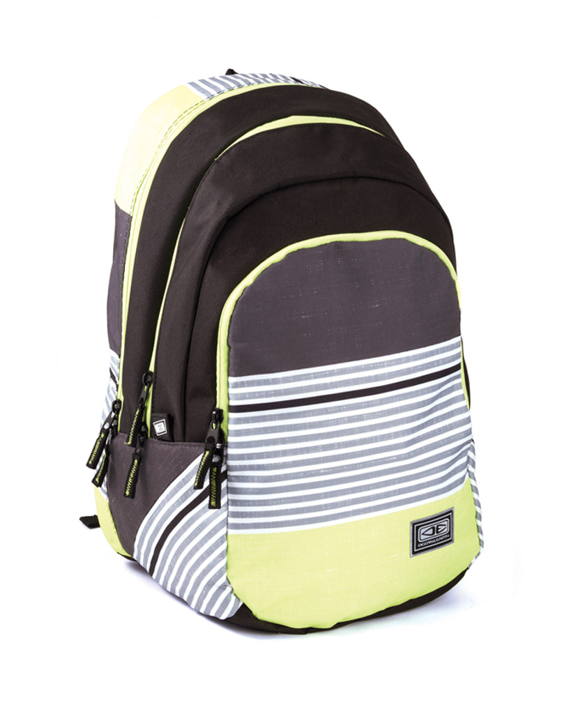 Drainer Backpack - Lime