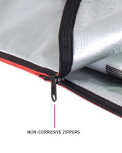 Barry Basic Double Shortboard Board Cover