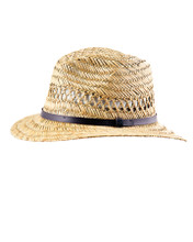 Bermuda Rush Cane Hat -  Natural
