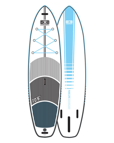 Fuse-Lite | Flat Water SUP Board -Blue 10'6""