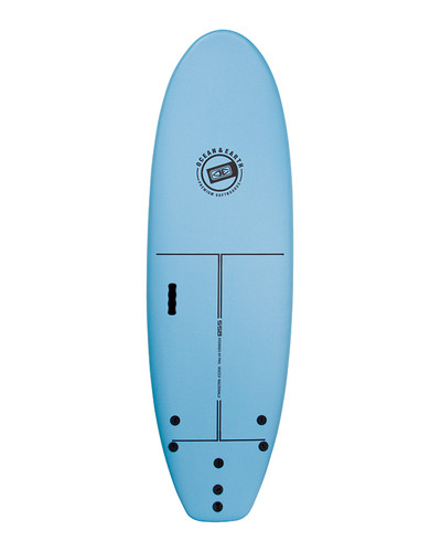 Surf School Softboard - 6'0""