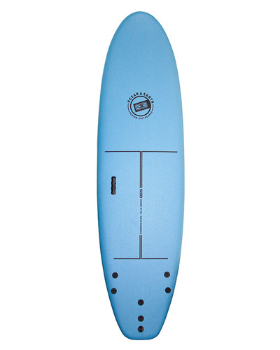 Surf School Softboard - 7'6""